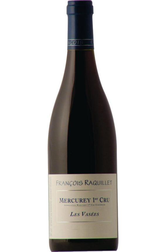Raquillet Mercurey 1er Cru Les Vasées 2011