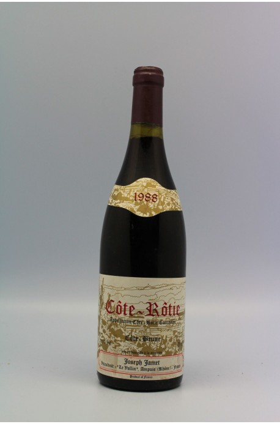 Jamet Côte Brune 1988