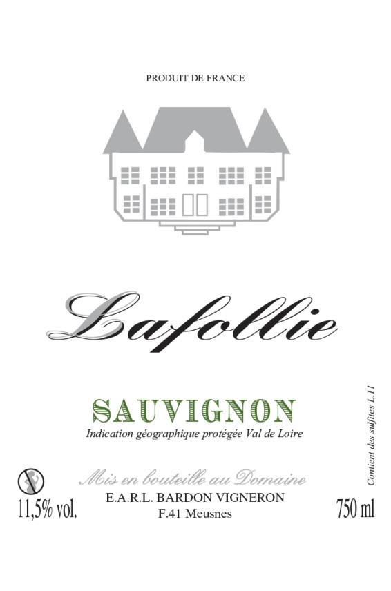 Bardon Sauvignon lafollie