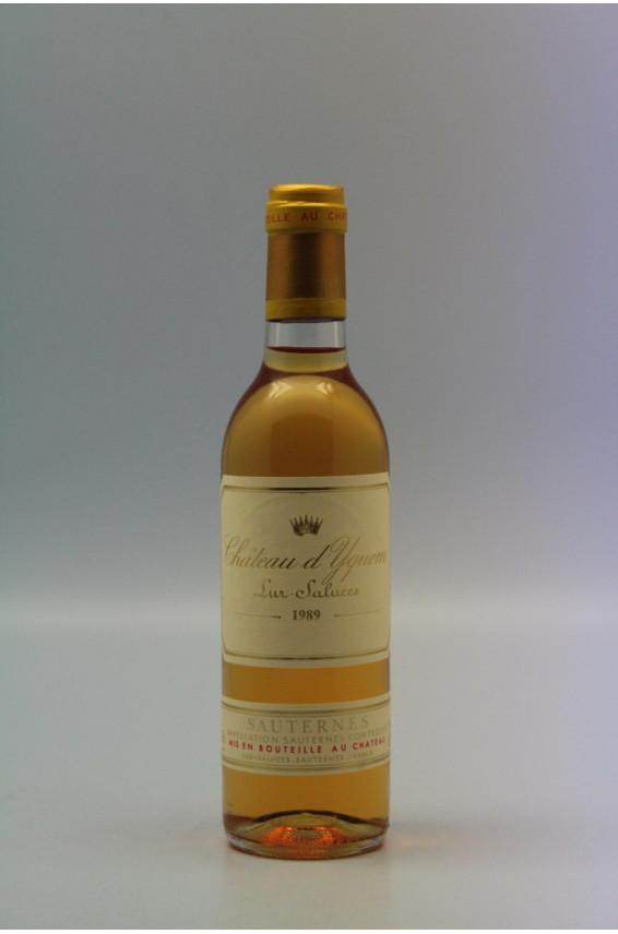 Yquem 1989 37,5cl