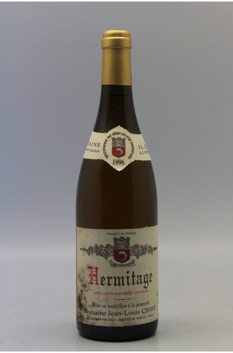 Jean Louis Chave Hermitage 1996 blanc