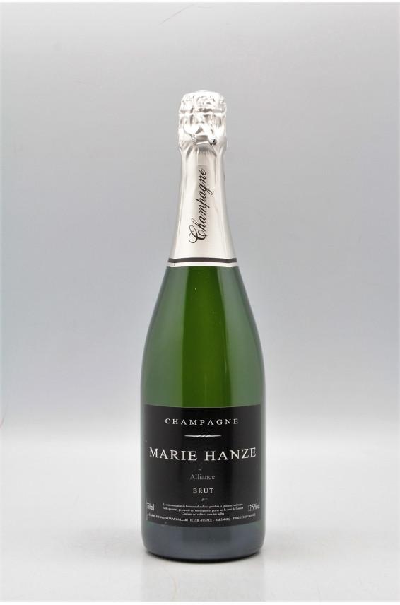 Nicolas Maillart Marie Hanze Brut Alliance