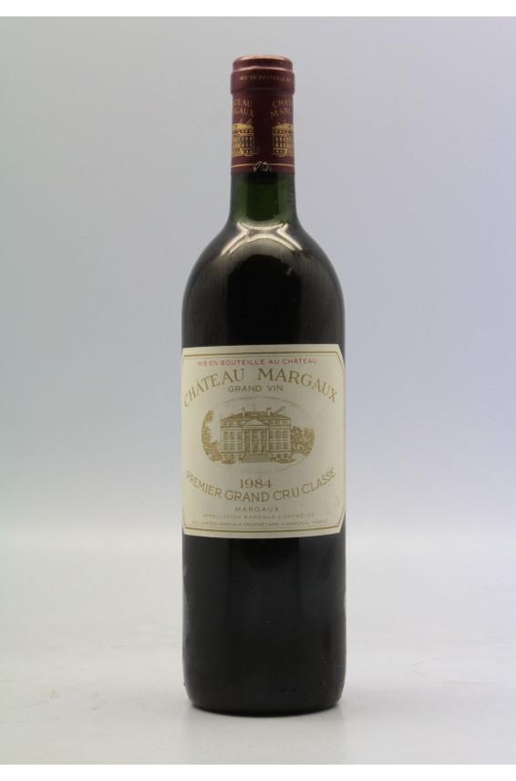Chateau Margaux 1984