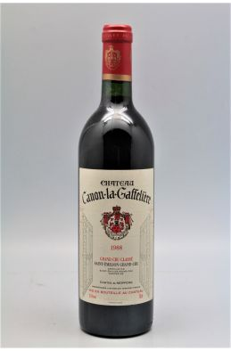 Canon La Gaffelière 1988