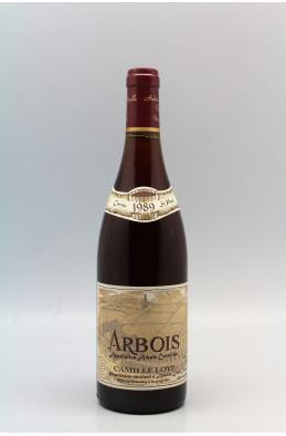 Camille Loye Arbois Cuvée Saint Paul 1989