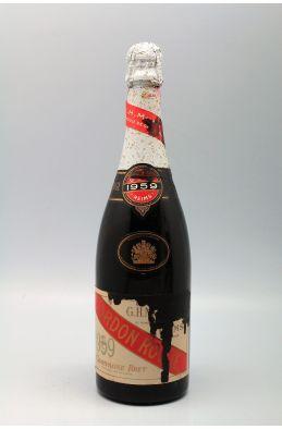 Mumm Cordon Rouge 1959 - PROMO -10% !