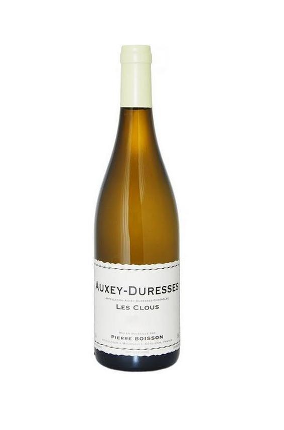 Pierre Boisson Auxey Duresses Les Clous 2010 blanc