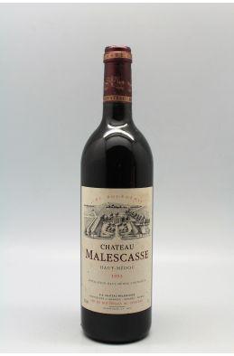 Malescasse 1993