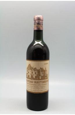 Haut Brion 1956 -10% DISCOUNT !