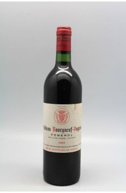 Bourgneuf Vayron 1983