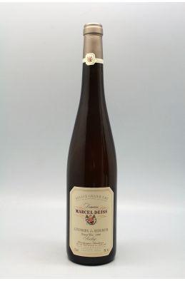 Marcel Deiss Alsace Grand cru Riesling Altenberg de Bergheim Vendanges Tardives 1996