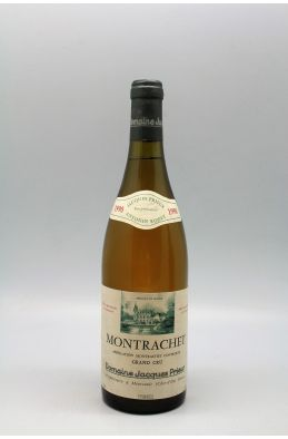 Jacques Prieur Montrachet 1990