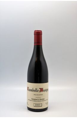 Georges Roumier Chambolle Musigny 2003