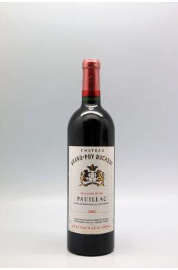 Grand Puy Ducasse 2002