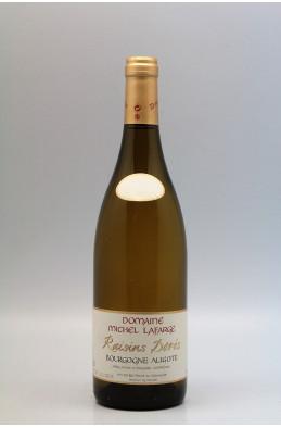Michel Lafarge Bourgogne Aligoté Raisins Dorés 2018