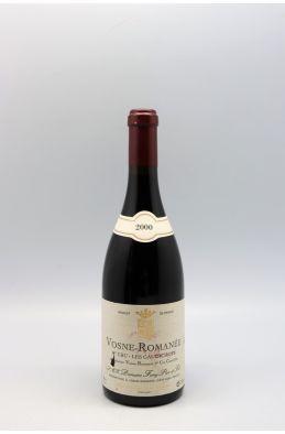 Forey Vosne Romanée 1er cru les Gaudichots 2000 -5% DISCOUNT !
