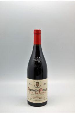 Henri Felettig Chambolle Musigny 1er cru Les Combottes 1999