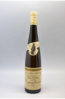 Weinbach Alsace Pinot Gris Altenbourg Cuvée Laurence 2003