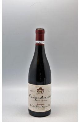 Bernard Moreau Chassagne Montrachet 1er cru La Cardeuse Monopole 2008 rouge - PROMO -5% !