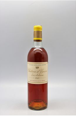 Yquem 1969 - PROMO -10% !