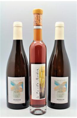 LOT Labet 2 Les Varrons Macération Chardonnay 2018 75cl + 1 La Paille Perdue 2011 37,5 cl
