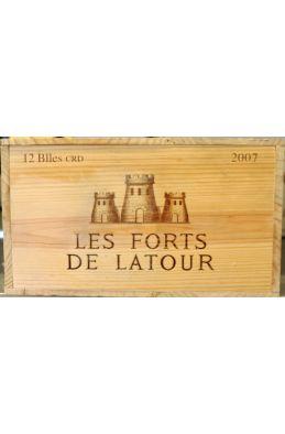 Forts de Latour 2007