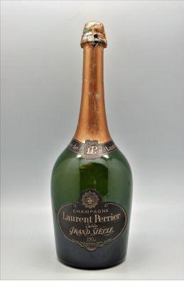 Laurent Perrier Cuvée Grand Siècle Magnum (époque année 80)