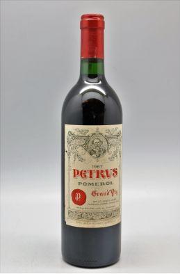 Pétrus 1987 - PROMO -5% !