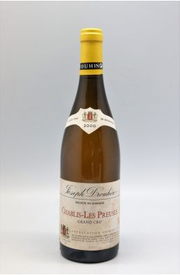 Joseph Drouhin Chablis Grand cru Les Preuses 2000