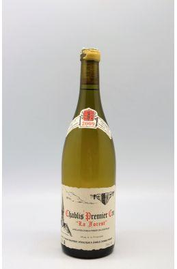 Vincent Dauvissat Chablis 1er cru La Forest 2009 -5% DISCOUNT !
