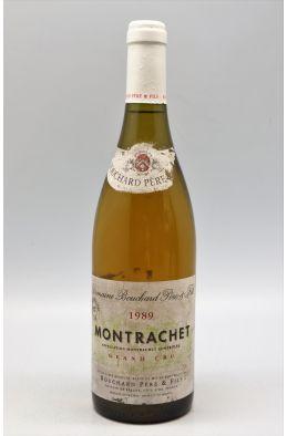 Bouchard P&F Montrachet 1989