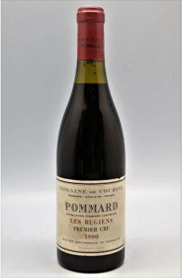 De Courcel Pommard 1er cru Les Rugiens 1990 -5% DISCOUNT !