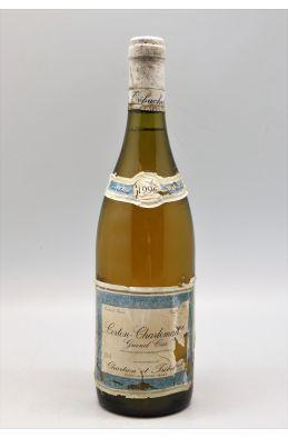 Jean Chartron Corton Charlemagne 1996 - PROMO -10% !