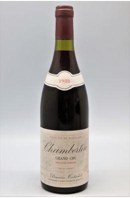 Tortochot Chambertin 1988