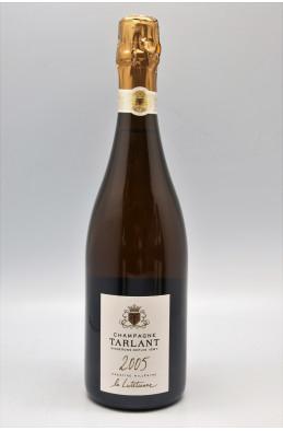 Tarlant Champagne La Lutétienne Brut Nature 2005