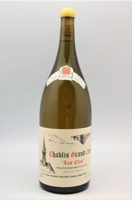 Vincent Dauvissat Chablis Grand cru Les Clos 2010 Magnum