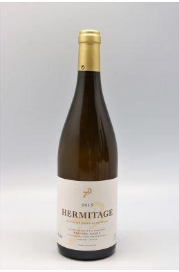 Bernard Faurie Hermitage 2015 blanc