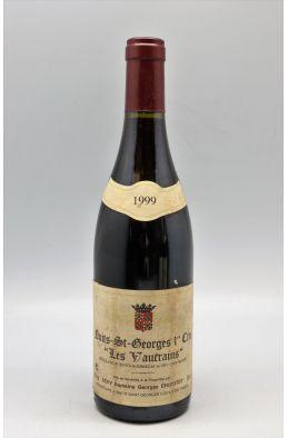 Chicotot Nuits Saint Georges 1er cru Les Vaucrains 1999