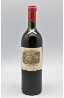 Lafite Rothschild 1983 - PROMO -5% !