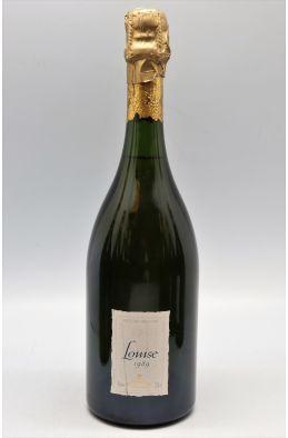 Pommery Cuvée Louise 1989