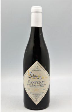 Contat Grangé Santenay Saint Jean de Narosse 2014