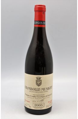Comte Georges de Vogue Chambolle Musigny 2005