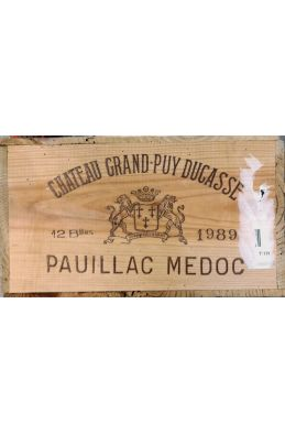 Grand Puy Ducasse 1989 OWC