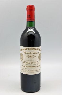 Cheval Blanc 1987