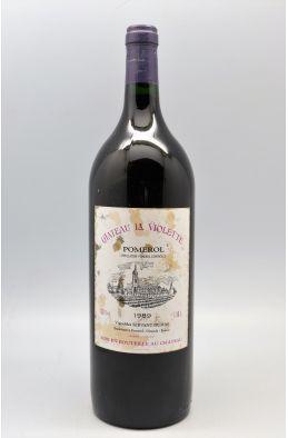 La Violette 1989 Magnum -10% DISCOUNT !