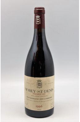 Domaine des Lambrays Morey Saint Denis 1er cru 1996