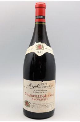 Joseph Drouhin Chambolle Musigny 1er cru Amoureuses 1999 Magnum -5% DISCOUNT !