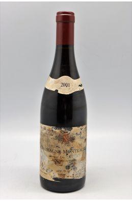 Ramonet Chassagne Montrachet 1er cru Morgeot 2001 rouge