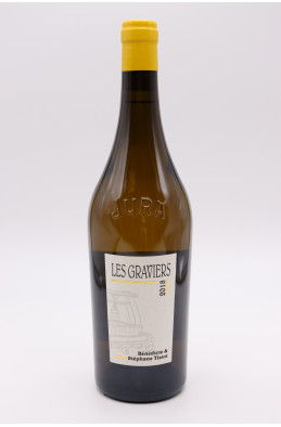 Bénédicte et Stéphane Tissot Arbois Chardonnay Les Graviers 2018