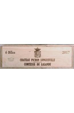 Pichon Longueville Comtesse de Lalande 2007